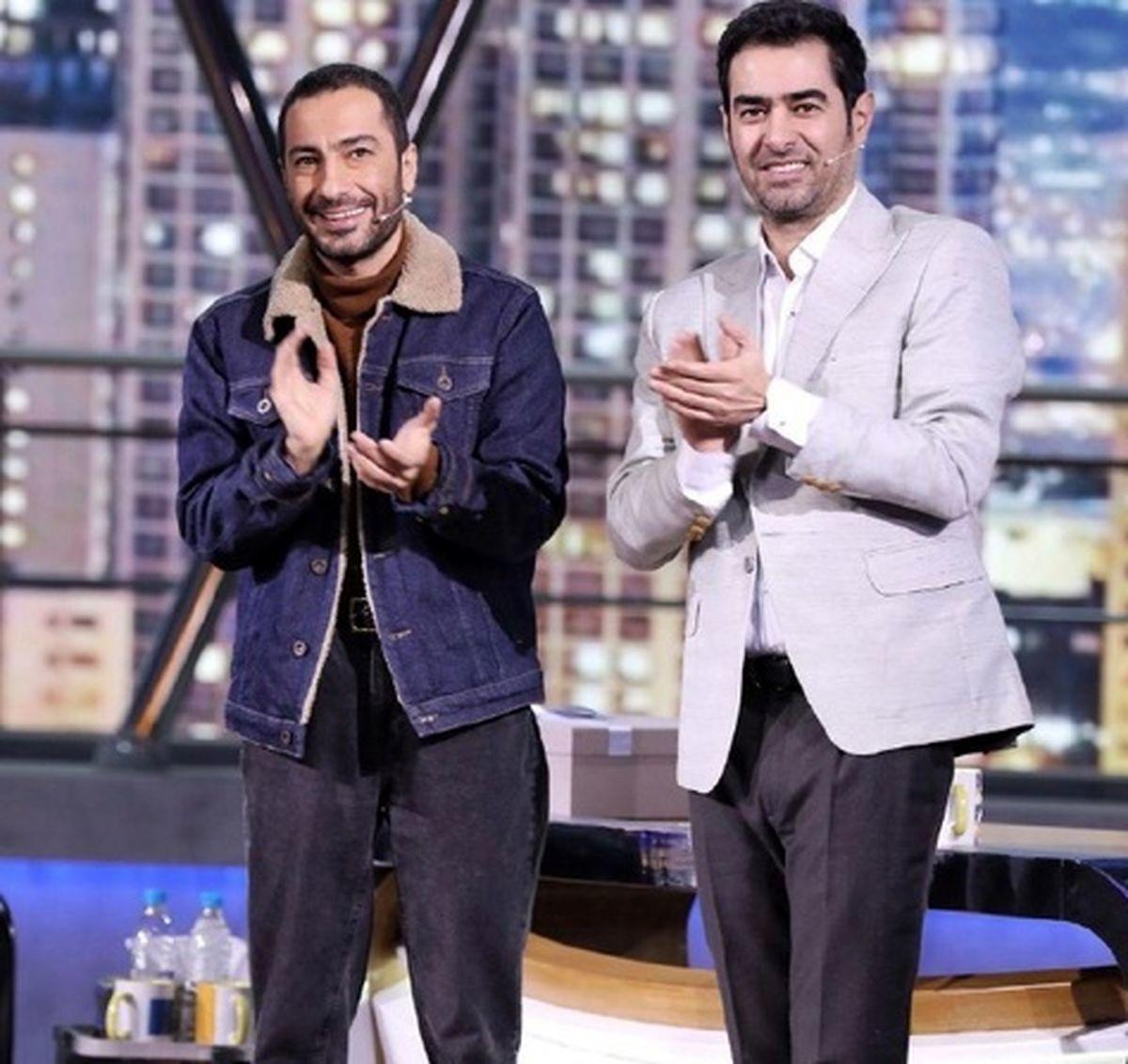 دستمزد 500 میلیونی شهاب حسینی برای نوید محمدزاده در همرفیق + عکس