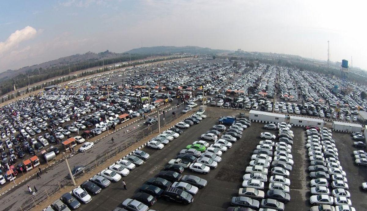 رکود شدید در بازار خودرو