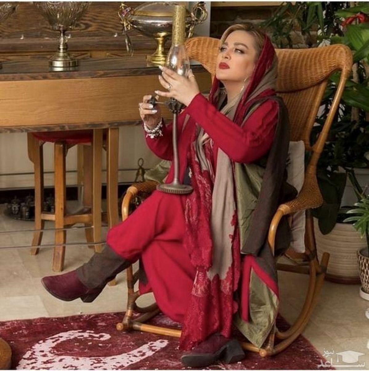 قصر سوپر لوکس همسر دوم بهاره رهنما غوغا به پا کرد + عکس جنجالی