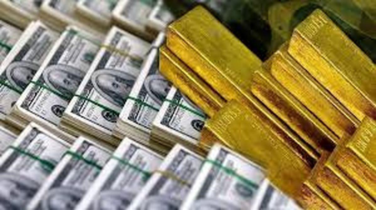 نرخ ارز دلار سکه طلا یورو | دوشنبه 15 دی | 99/10/15