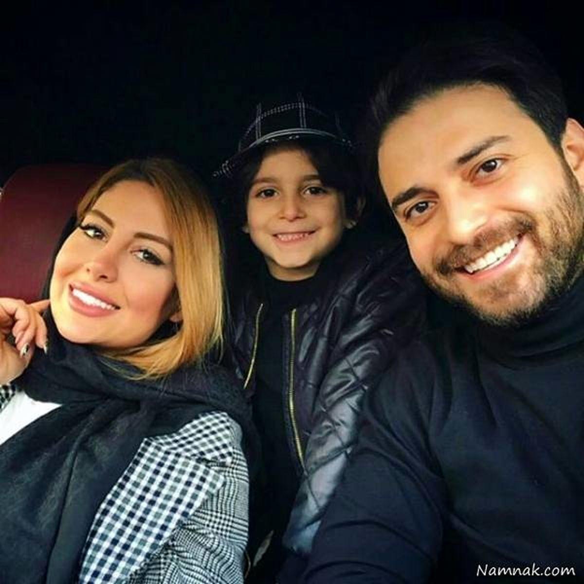 بیوگرافی بابک جهانبخش و همسرانش + تصاویر دیدنی